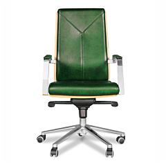 """Bürostuhl / Chefsessel """"Georgia"""" - grün"""