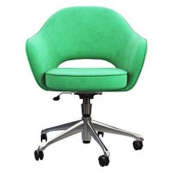 "Bürostuhl / Drehstuhl Modell ""Nebraska"" - grün"